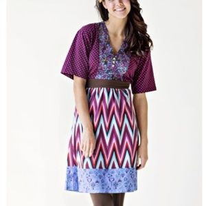 Matilda Jane Paint by Numbers dress NWT